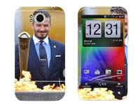 HTC G21 Sensation XL Skins