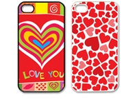 I heart series Iphone 4, 4s cases
