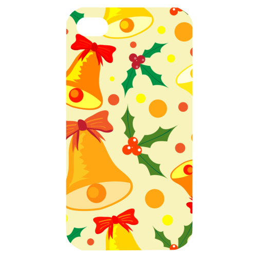 christmas gift Custom Case for iPhone 4,4S