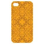 cute pattern 4 Custom Case for iPhone 4,4S