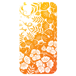 foral design 4 Custom Case for iPhone 4,4S