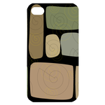 nice pattern 2 Custom Case for iPhone 4,4S