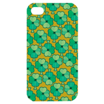 nice pattern 3 Custom Case for iPhone 4,4S