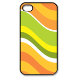 beach Custom Case for iPhone 4,4S  