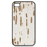 ice cream Custom Case for iPhone 4,4S  