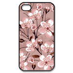 rose Custom Case for iPhone 4,4S  