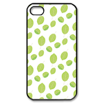 spring leaf Custom Case for iPhone 4,4S  