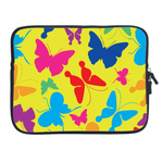 ipad 2 sleeve  butterfly Two Sides Sleeve for Ipad 2