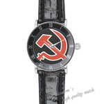 Leather Watches CPC Founding Super Lovers Photo Watch (For Man)