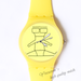 Plastic Watches Fido Dido Custom classic  photo watch