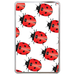 Coccinella Septempunctata Hard Cover Case for Kindle Fire