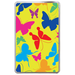 Colorful Butterfly Custom Hard Cover Case for Kindle Fire
