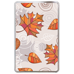 Custom Maple leaf Hard Cover Case for Kindle Fire