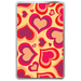 Feeling of First Love Hard Cover Case for Kindle Fire