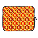 ipad 2 sleeve classical orange pattern Two Sides Sleeve for Ipad 2