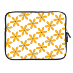 ipad 2 sleeve classical yellow pattern Two Sides Sleeve for Ipad 2