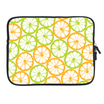 ipad 2 sleeve  funny orange Two Sides Sleeve for Ipad 2