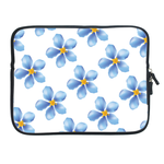 ipad 2 sleeve personalized fresh floral Two Sides Sleeve for Ipad 2