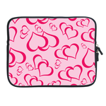 ipad 2 sleeve personalized funny heart Two Sides Sleeve for Ipad 2
