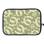 kindle fire sleeve  floral Two Sides Sleeve for Kindle Fire
