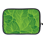 kindle fire sleeve Green Leaves Two Sides Sleeve for Kindle Fire