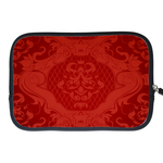 kindle fire sleeve red image Two Sides Sleeve for Kindle Fire