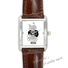 Leather Watches bad seed Square Leather Alloy High-grade  Watch