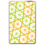 Orange delicious Hard Cover Case for Kindle Fire