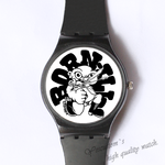Plastic Watches born-ill Custom classic  photo watch
