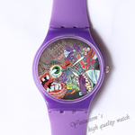 Plastic Watches Magic Custom classic  photo watch