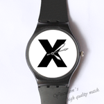 Plastic Watches X Custom classic  photo watch