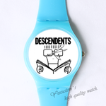 Plastic Watches Fido Dido reading Custom classic  photo watch