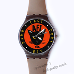 Plastic Watches AFI cat head Custom classic  photo watch