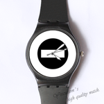 Plastic Watches no entry Custom classic  photo watch