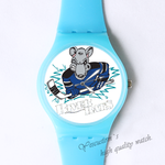 Plastic Watches river rats Custom classic  photo watch