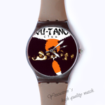 Plastic Watches WU-TANG CLAN Custom classic  photo watch