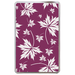Purple Luxuriant Hard Cover Case for Kindle Fire