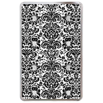 Chrysanthemum Flower Bed Hard Cover Case for Kindle Fire