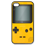 Mustard Yellow Gameboy Custom Custom Case for iPhone 4,4S