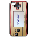 Red Adance Gameboy Custom  Custom Case for iPhone 4,4S