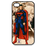 iPhone 4S case angry superman Custom Case for iPhone 4,4S  