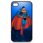 iPhone 4S case superman Custom Case for iPhone 4,4S
