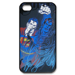 iPhone 4S case superman and his shadow Custom Case for iPhone 4,4S