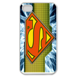 iPhone 4S case superman diamond Custom Case for iPhone 4,4S