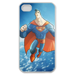 iPhone 4S case superman fisted Custom Case for iPhone 4,4S