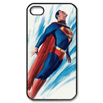 iPhone 4S case superman fly to the sky Custom Case for iPhone 4,4S  