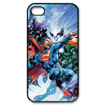 iPhone 4S case superman in the sea Custom Case for iPhone 4,4S