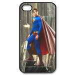 iPhone 4S case superman in the stone cavern Custom Case for iPhone 4,4S