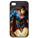 iPhone 4S case superman jump Custom Case for iPhone 4,4S