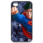 iPhone 4S case superman make a fist Custom Case for iPhone 4,4S